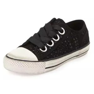 Vicky Sequined Sneaker