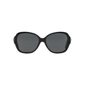 Versace VE4252 57 Grey & Black Sunglasses | Sunglass Hut USA