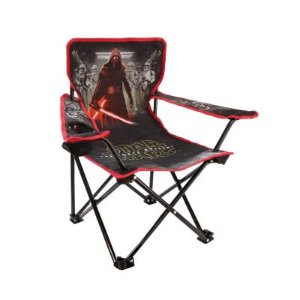 Star Wars: Episode VII The Force Awakens Folding Quad Chair