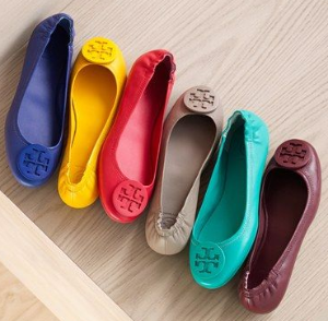 Up to 30% Off Women Ballet Flats @ Tory Burch