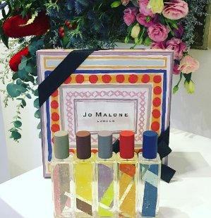 get an exclusive sample offer of the Wood Sage & Sea Salt Body CremeWith any purchase @ Jo Malone London
