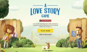Buy One Get One Free Play a love story game @ Chipotle