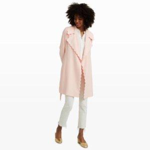 Woman | Coats and Trench Coats | Frederrika Trench Coat | Club Monaco