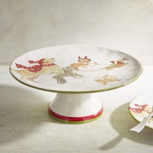 Park Avenue Puppies™ Cake Stand | Pier 1 Imports