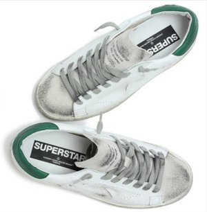 Up to 50%with Golden Goose Superstar Shoes Purchase @ SSENSE