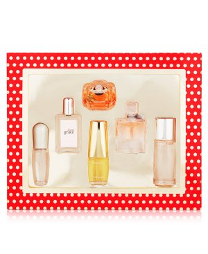 $20 Macy's 6-Pc. Women's Fragrance Sampler Set