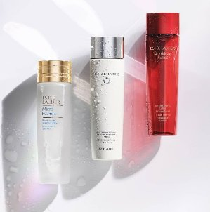 Up to 11 Free Gift Set with Estée Lauder Toner Purchase @ Macys.com