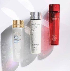 Up to 11 Free Gift Set with Estée Lauder Toner Purchase @ Macys.com