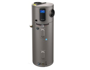 Rheem Performance Performance Platinum Hybrid Electric 50 Gal. Water Heater Featuring High Efficiency, Mobile Alerts and 10-Year Warranty
