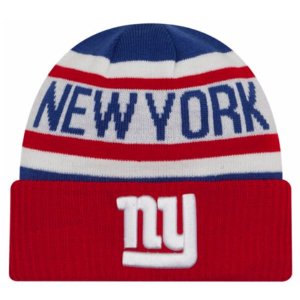 New Era NFL Biggest Fan Knit - Men's - Accessories - New York Giants - Multi