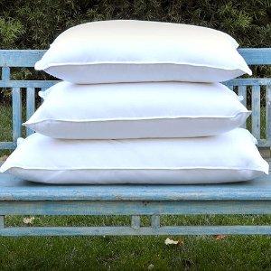 Cozy Classics Luxe Down Alternative Pillow