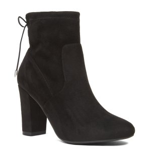 Bordeaux Pull-On Booties