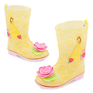 Belle Rain Boots for Kids | Disney Store