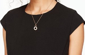 Up To 75% Off Necklaces Sale @ kate spade