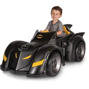 $179 Batman Batmobile 6-Volt Battery-Powered Ride-On