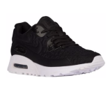 Nike Air Max 90 Ultra - Women's - Running - Shoes - Black/Black/White