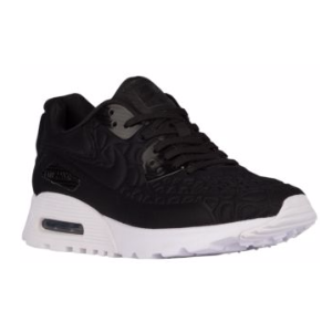 Nike Air Max 90 Ultra - Women's - Running - Shoes - Black/Black/White