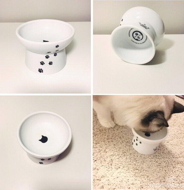 @无敌喵喵拳:这是一款猫咪饮水机,造型十分可爱~水容量小一些