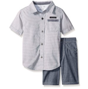 From $3.48 Boys Clothing Sets @ Amazon