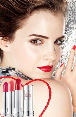 20% Off + Free Shipping With Lancome 'Rouge in Love' Lipstick @ Nordstrom