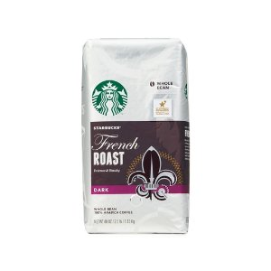 Starbucks Whole Bean Coffee 40 oz. French Roast