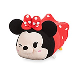 Minnie Mouse ''Tsum Tsum'' Plush - Medium - 11'' | Disney Store