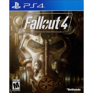 Fallout 4 on PlayStation 4