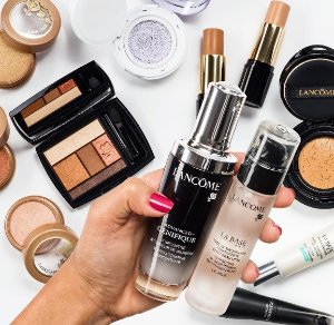 5 Samples With Over $49 Purchase @ Lancôme