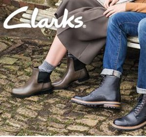 Up to 50% Off + Extra 25% Off Sale Shoes @ Clarks