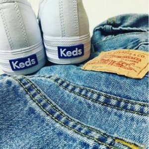 Up to 79% Off Select Keds Shoes @ 6PM.com