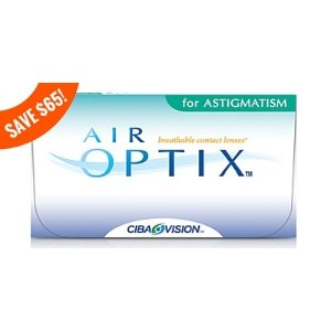 AIR OPTIX for Astigmatism 6 Pack | Contacts Direct