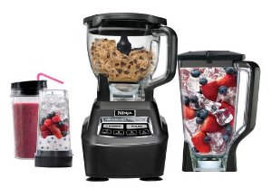 2016 Black Friday! $129.99 Ninja Mega Kitchen System 72-Oz. Blender