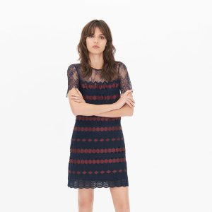 Adel Dress - Dresses - Sandro-paris.com