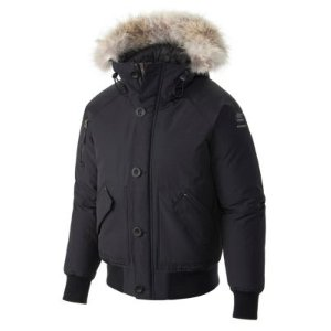 Men's Ankeny Jacket Warm Down Fur Trimmed Water Resistant | SOREL