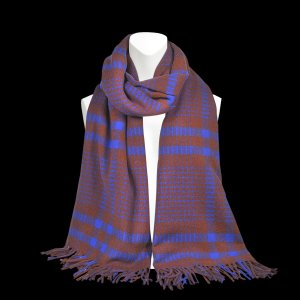 Canada Check Scarf 70x200 Acne Studios Multicoloured