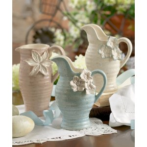 Grasslands Road Potters Wheel Pitcher Set | zulily