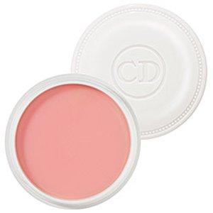 Crème de Rose Smoothing Plumping Lip Balm - Dior | Sephora