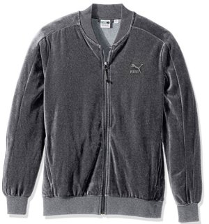 Deal of the Day! PUMA Men's Velour T7 Jacket