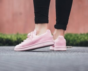 adidas Originals Stan Smith Primeknit Sneakers   @ ASOS