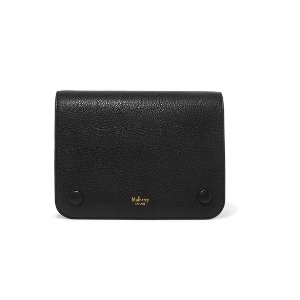 Mulberry Clifton small textured-leather shoulder bag