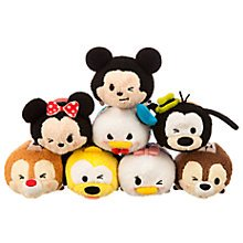 Tsum Tsum低至$1.99收MXYZ系列萌物!Disneystore官网精选商品低至6折特卖
