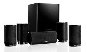 $179.99 (原价$599.95)哈曼卡顿Harman Kardon HKTS 9 5.1声道环绕音家庭影院音响系统