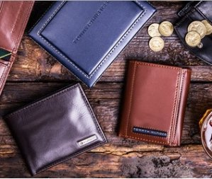 Up to 50% Off Tommy Hilfiger Leather Wallet Sale