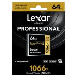 Lexar Professional 1066x 64GB CompactFlash Card (Up to 160MB/s)