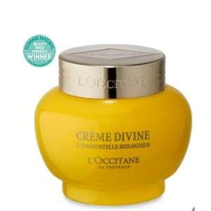 Anti-Aging Face Cream For Radiant Skin | Divine Cream L'Occitane