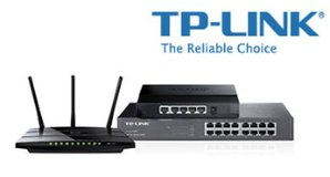 Save up to 40%Select TP-Link Networking Products