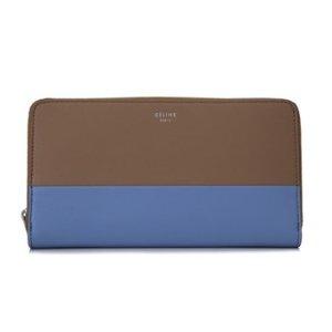 Céline Large Zipped Multifunction Wallet