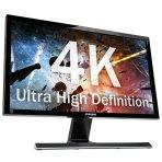$249.99免税包邮! 超低价4K,三星23.6吋4K Free-Sync显示器