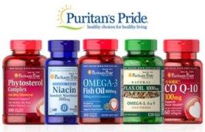 Extra 20% Offon Puritan's Pride Brand Items Ends 3.15.17 @ Puritan's Pride
