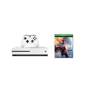 Xbox One S 500 GB Battlefield 1 bundle | Dell United States